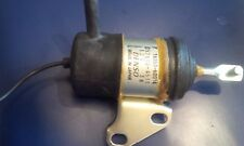 12V Fuel Cutoff Solenoid  Kubota 16851-60014, Denso 052600-4530, Heavy Duty