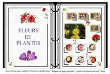 ALBUM  A  IMPRIMER     FLEURS et PLANTES