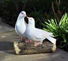 Garden Ornament Love Doves Turtle Home Decor Birds Windlife