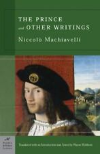 The Prince and Other Writings-Niccolo Machiavelli-Trade size paperback-Comb ship