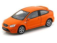 Welly 1:32 Display Ford Focus St Diecast Car Orange