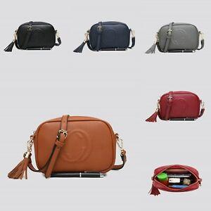 New Ladies Designer inspired Tasselled Crossbody Bag Women's Shoulder bag UK