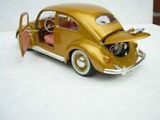 1/18 SOLIDO VW VOLKSWAGEN CONNICILE KAFFER JUBILE MODEL RARE!!