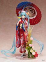New Stronger Hatsune Miku Kimono Yukata Hanairogoromo PVC Action Figure No Box