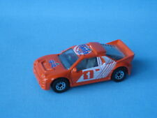 Matchbox Ford RS200 Rally Car Fanta Chinese Promo English Sports Toy Car 70mm