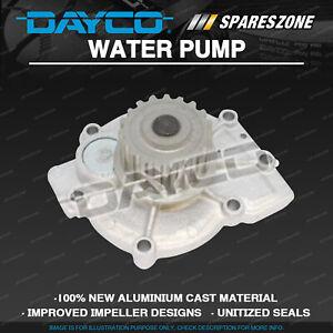 Dayco Water Pump for Alfa Romeo 159 JTS Spider JTS Brera 3.2L 2006-2012