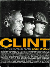 CLINT EASTWOOD - 35 FILMS 35 YEARS - (20) DVD BOX SET - STILL SEALED