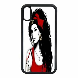 Amy Winehouse Mobile Phone Case - iPhone 5/5C/SE/6/6+7/7+/8/8+/X/XS/XR