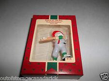Hallmark Ornament Santa At The Bat 1987 QX4579 - New