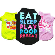 Boy Dog Cat Vest Clothes Apparel Pet Puppy T-Shirt Girl Dog Extra Small Costume