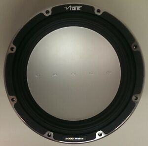 VIBE SPACE15 Dual 4 Ohm Subwoofer