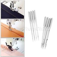 Industrial Overlock Sewing Machines Needles For Juki Brother 9#-21# 8 Sizes