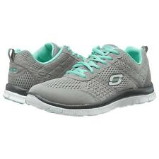 Skechers Flex Appeal Obvious Choice Memory Foam Womens Running Shoes All Sizes 5