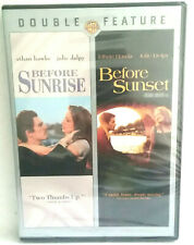 Ethan Hawke Before Sunrise Before Sunset Dvd Nwt New 2013 Double Feature
