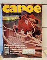 "Vintage CANOE Magazine Nov 1978 ""Return of The Voyaguer"" 013"