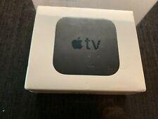 NEW Apple TV (5th Generation) 4K 64GB HD Media Streamer - Brand New Sealed