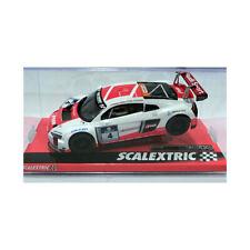 Scalextric A10225 Audi R8 LMS 24h NBR Coche SCX Slot Car 1/32