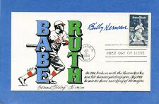 Sc #2046 Babe Ruth Goldberg Hand Painted Cachets First Day Cover