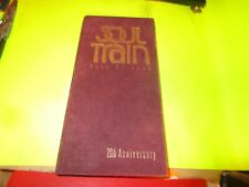 Soul Train Hall of Fame 20th Anniversary 3-disc CD box set collection w/ cat(GT1