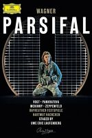 RICHARD WAGNER - PARSIFAL  2 DVD NEU