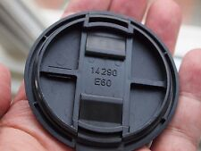 Leica front lens cap E60 14290 Germany Ex++ for 50mm F1.4 21mm 35-70mm