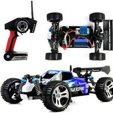 4WD 2.4G Speed Radio Remote control RC RTR Buggy Car Off Road 50km/h 1/18 XD