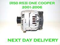 MINI ONE COOPER (R50 R52) 2001 2002 2003 2004 2005 2006 2007 RMFD ALTERNATOR