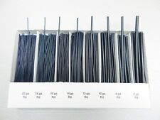 Wax Wires Round Assortment Blue Wax Wire Jewelry Making Casting Modeling Freeman
