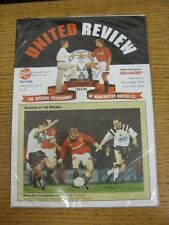 01/12/1982 Manchester United v Southampton [Football League Cup] . This item has
