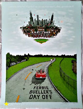 Marq Spusta - Ferris Bueller's Day Off S/N Blue Sky edition - Mint - Sold Out
