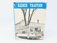 Badger Traction by Joseph M. Canfield ©1969 HC Book