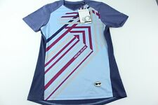 Pearl Izumi Womens Launch Short Sleeve Cycling Jersey Purple Blue Size Large