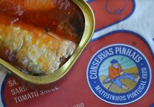 Pinhais Gourmet Sardines in Tomato Sauce Omega 3 Rich from Portugal