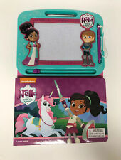 Nella The Princess Knight Storybook And Magnetic Drawing Kit 3+