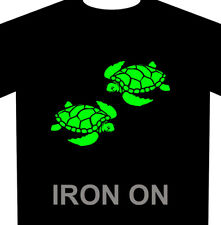 Sea Turtle Iron-On 2 Pack Heat Transfer Vinyl