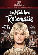 Das Mädchen Rosemarie (1958) - mit Nadja Tiller, Gert Fröbe - Filmjuwelen DVD