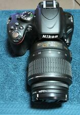 Nikon D5100 16.2 MP Digital SLR Camera - Black (BUNDLE)