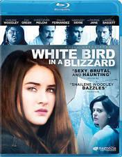 White Bird in a Blizzard (Blu-ray Disc 2015) Eva Green Christopher Meloni  NEW