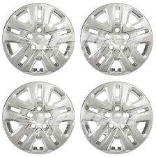 "17"" Chrome Wheel Covers Hubcaps FOR 14-18 Dodge Grand Caravan SE / Journey SE"