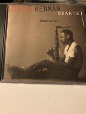 CD: Joshua Redman Quartet - MOODSWING - Warner 45643