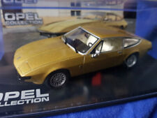 OPEL COLLECTION - Opel Bitter CD 1973-1979 1:43 gold