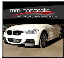 Spoilerlippe für BMW 3er F30 F31 Limousine Touring Lippe M Performance Ansatz