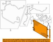 VW VOLKSWAGEN OEM 12-15 Passat Air Conditioner-Condenser 561820411