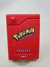 1998 Tiger Electronics POKEMON  *POKEDEX*  (WORKS)