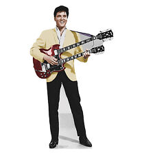 ELVIS PRESLEY - LIFE SIZE STANDUP/CUTOUT BRAND NEW - MUSIC 845