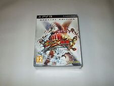 Street Fighter X Tekken: Special Edition PlayStation 3 Import Unopened FREE SHIP