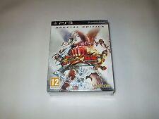 Street Fighter X Tekken: Special Edition PlayStation 3 Import Unopened FREE SHIP