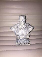 Duke Nukem Forever Balls of Steel Bust Statue Carpe Nukem