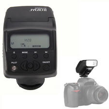 Mini Viltrox JY-610 II On-camera Speedlight Flash For Nikon Canon DSLR Camera