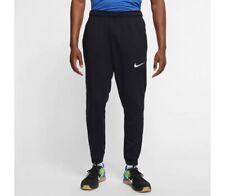 Nike Dri-FIT Men Track Pants Black - BRAND NEW - Size Large